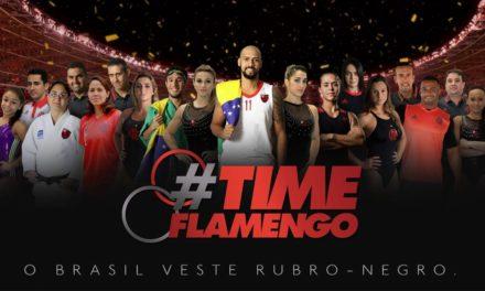 O Flamengo nas Olimpíadas do Rio
