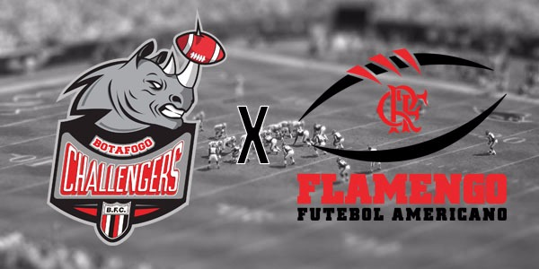 Flamengo FA enfrenta o Botafogo Challengers no próximo sábado