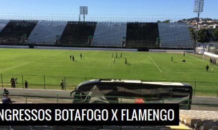 Botafogo descumpre regulamento e deve ser acionado pelo Flamengo