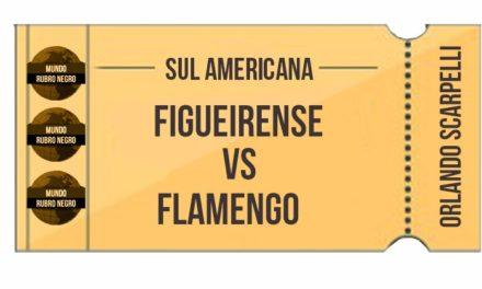 Ingressos – Figueirense x Flamengo (Sul Americana)
