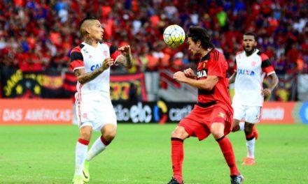 Irreconhecível, Fla é superado pelo Sport em Pernambuco