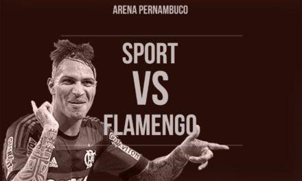 Sem perder há 6 jogos, Flamengo enfrenta Sport no Recife