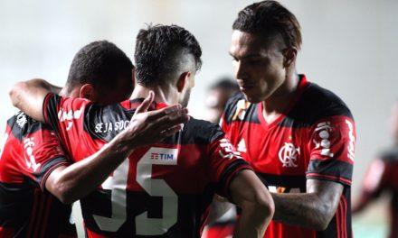 Jogadores comentam sobre virada espetacular do Fla sobre o Cruzeiro e Pará fala sobre seu potencial