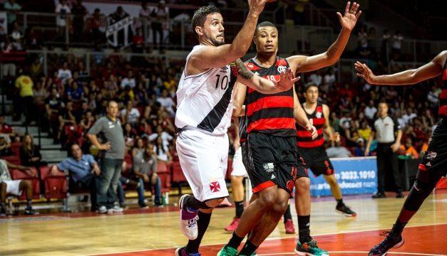 Flamengo e Vasco se enfrentam com torcida única no Tijuca Tênis Clube