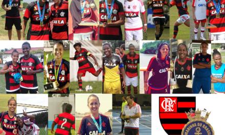 Carioca Feminino 2016 – Números da campanha do Flamengo/Marinha