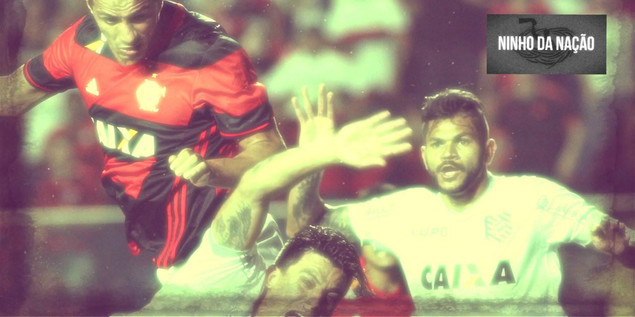 Análise do Ninho   Copa Sul-Americana: Flamengo 3 x 1 Figueirense