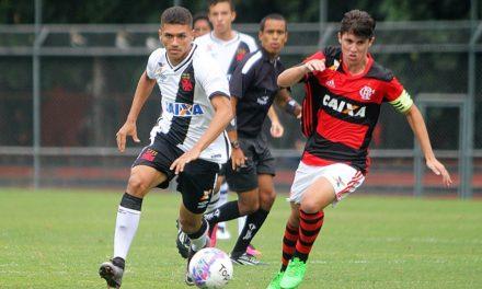 Boletim da Base: Sub-15 e 17 goleiam o Vasco na Gávea e Sub-20 segue 100% no Torneio OPG