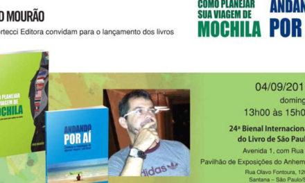 Fred Mourão lança livro na Bienal de São Paulo