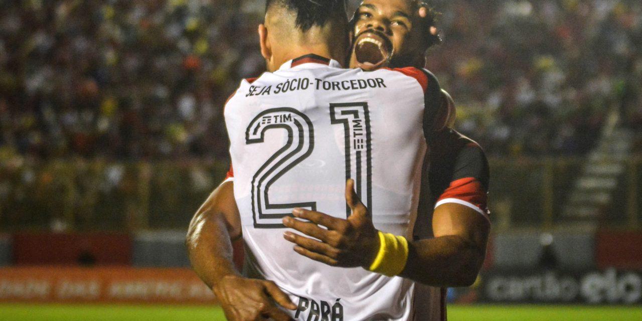 Atuações: em mais uma vitória com gols de Fernandinho e Gabriel, Diego dá sua 1° assistência no Fla