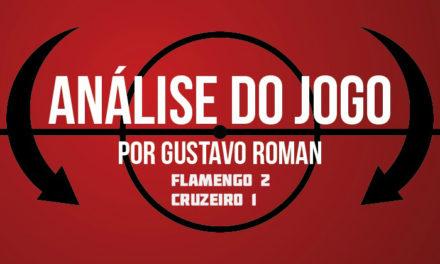 Vídeo: Gustavo Roman analisa Flamengo 2 x 1 Cruzeiro   Campeonato Brasileiro 2016