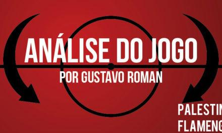 Vídeo: Gustavo Roman analisa Palestino 0 x 1 Flamengo   Copa Sul-Americana 2016