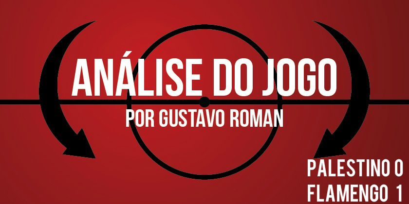 Vídeo: Gustavo Roman analisa Palestino 0 x 1 Flamengo | Copa Sul-Americana 2016