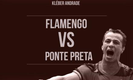 Diante da Ponte, Flamengo tenta se manter invicto em Cariacica