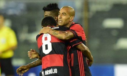 Com gol de Sheik, Flamengo conquista importante vitória no Chile