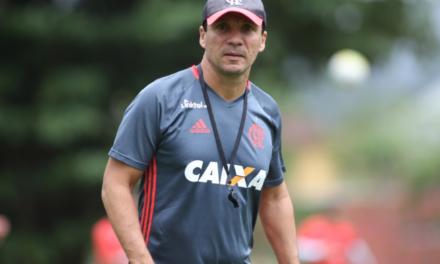 Zé Ricardo exalta boa fase do Fla e fala sobre oportunidades de gol perdidas