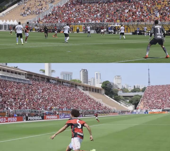 Ingressos – Flamengo x Santa Cruz