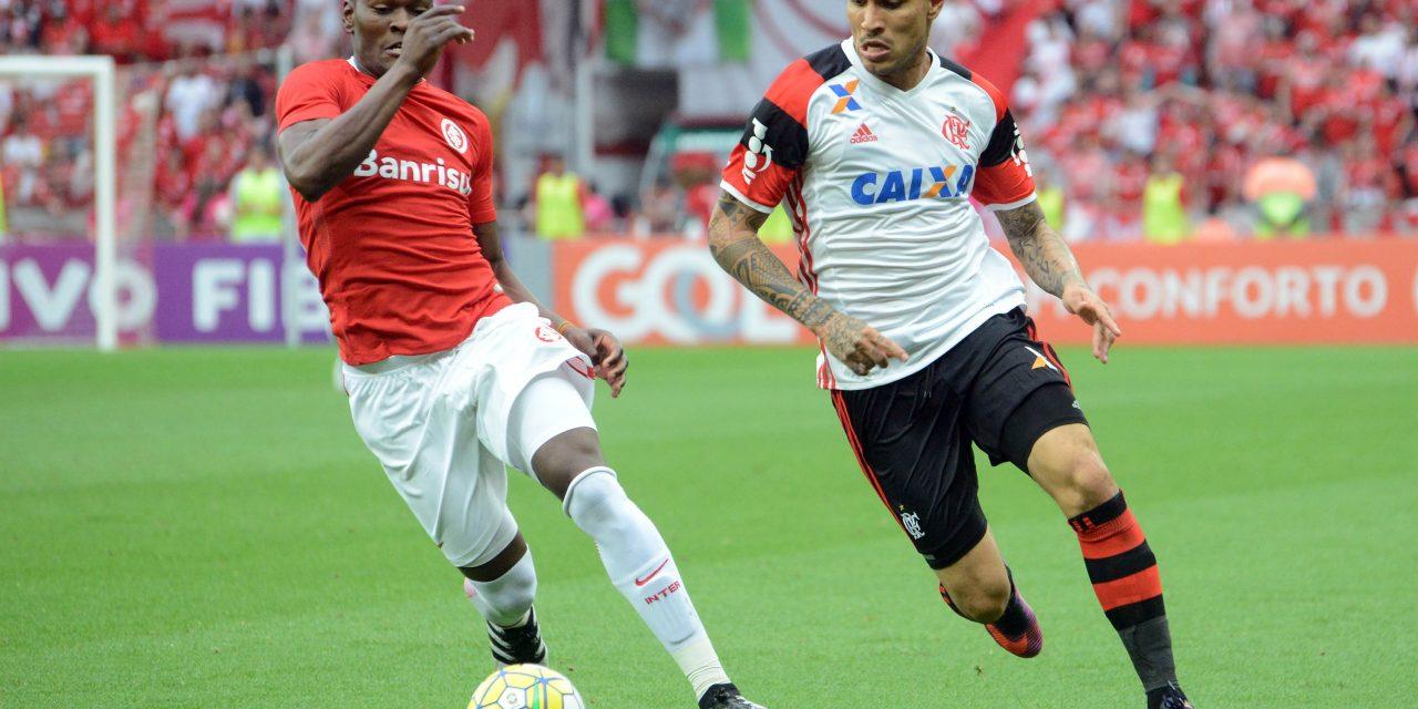 Flamengo é derrotado no Beira-Rio