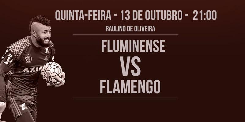 Para encostar na liderança, Flamengo enfrenta Flu em Volta Redonda