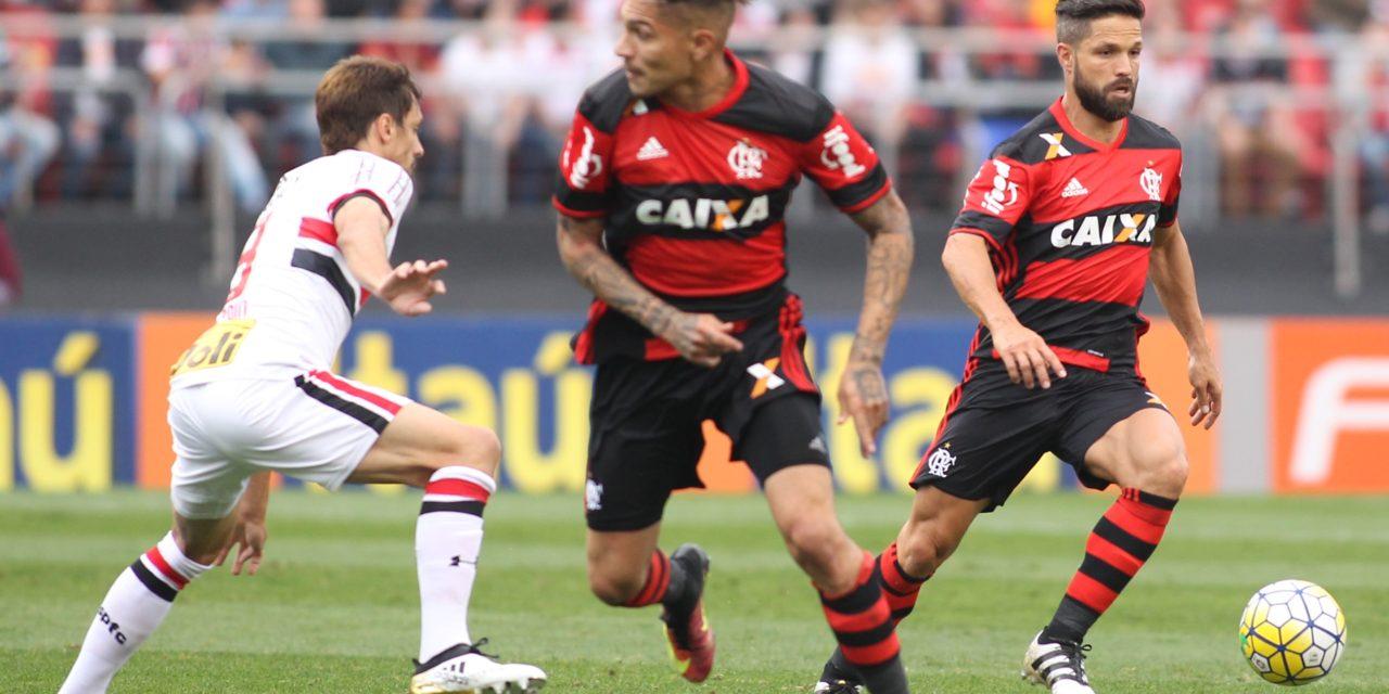 Muralha salva o Flamengo e garante empate contra o São Paulo no Morumbi