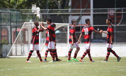 Boletim da Base: Sub-17 goleia o Botafogo e vai à decisão da Taça Rio; Gol no fim elimina o Sub-15