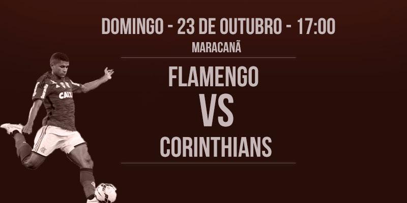 Flamengo x Corinthians | Hoje o Maracanã é nosso!