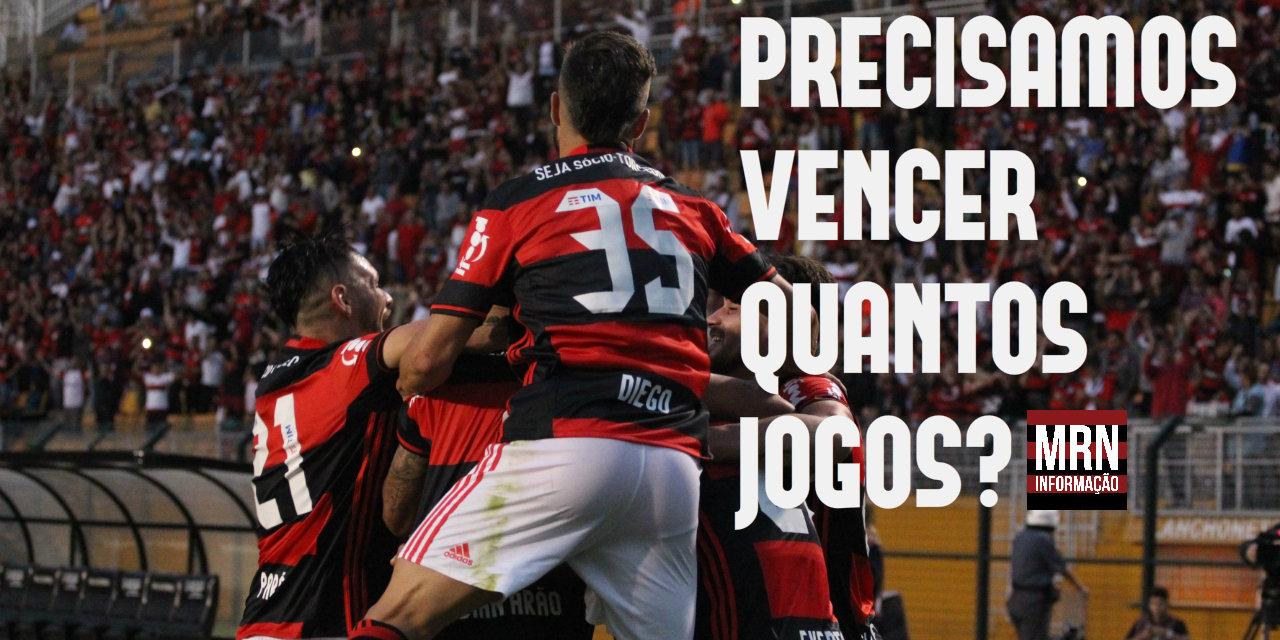 A tabela do Flamengo e o contexto pro hepta