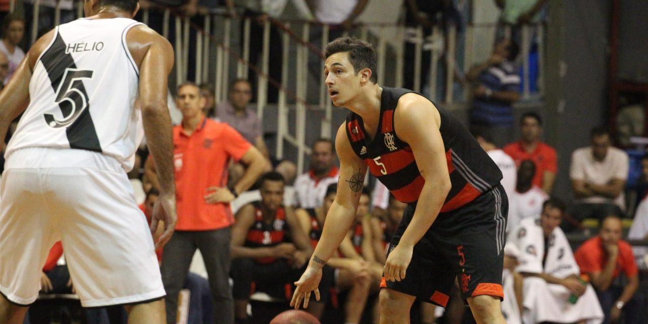É decisão: Flamengo enfrenta Vasco no primeiro jogo da final do Estadual