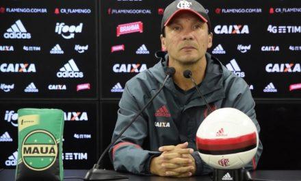Zé Ricardo destaca entrega dos jogadores após empate com Botafogo