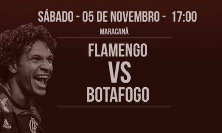 Flamengo x Botafogo: o clássico dos novatos que mandam