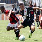Flamengo faz 4 a 0 no Vasco em São Januário, e fica perto de conquistar o Carioca Sub-17