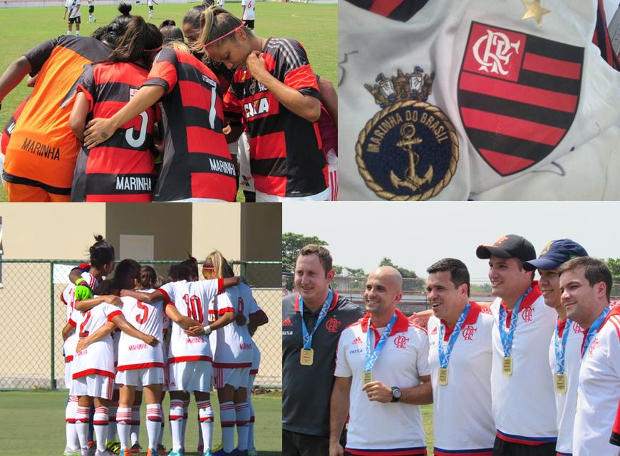 Retrospectiva – Números do Flamengo/Marinha em 2016