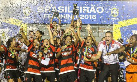 Técnico e atacante do Flamengo/Marinha estão entre os grandes premiados do Brasileiro 2016