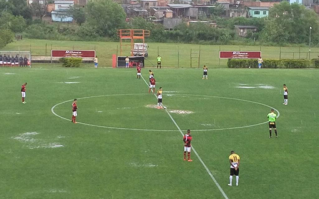 Flamengo é superado pelo Criciúma, no RS, na estreia da Copa Ipiranga Sub-20