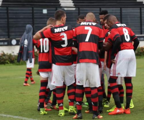 Flamengo leva empate do Cruzeiro nos minutos finais na Copa Ipiranga Sub-20