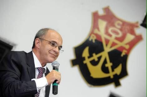 Bandeira promete setor popular no Maracanã se CSM ganhar concessão