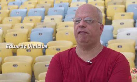 Conselheiro contra homenagem à Chape foi escolhido para representar torcida na volta ao Maracanã