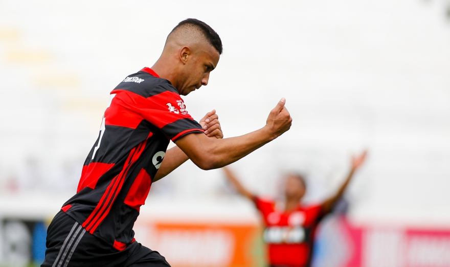 Oficial: venda de Jorge rendeu quase R$ 30 milhões ao Flamengo
