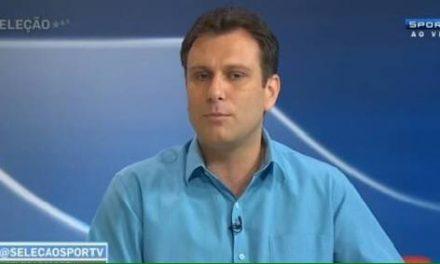 Comentarista do Sportv questiona origem do dinheiro do Flamengo