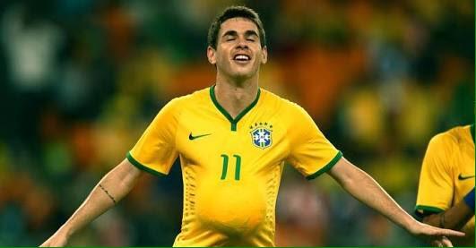 Godinho revela que tentou trazer Oscar do Chelsea