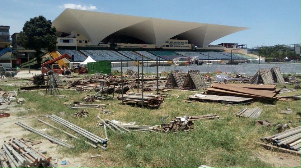 """Portuguesa acusa Botafogo de """"destruir"""" estádio para prejudicar Flamengo"""