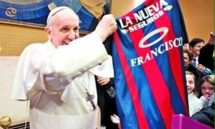 """Raio-X:  San Lorenzo, o """"time do Papa"""""""
