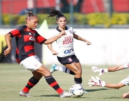 Atacante é reintegrada ao elenco do Flamengo/Marinha