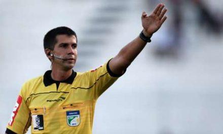 Flamengo e Botafogo terá mesmo árbitro do Clássico dos Milhões
