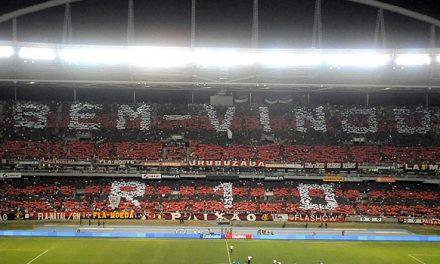 Dez momentos marcantes do Flamengo no Engenhão