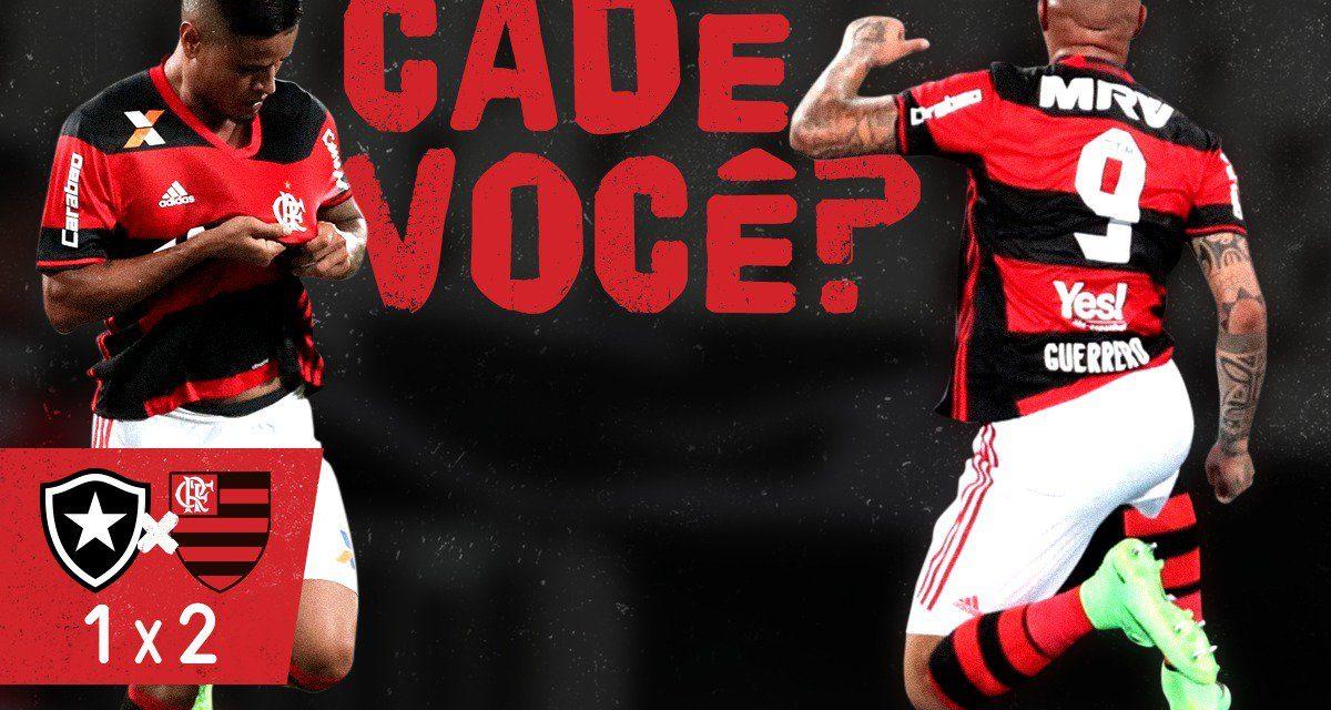 No Twitter, Botafogo acusa Flamengo de incitar a violência