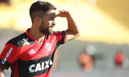Diego iguala o seu segundo ano mais goleador e está a cinco do recorde