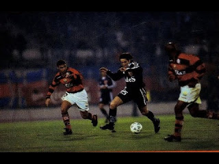 1999: Flamengo x Universidad de Chile