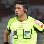 Bráulio da Silva Machado apita Flamengo x Paraná