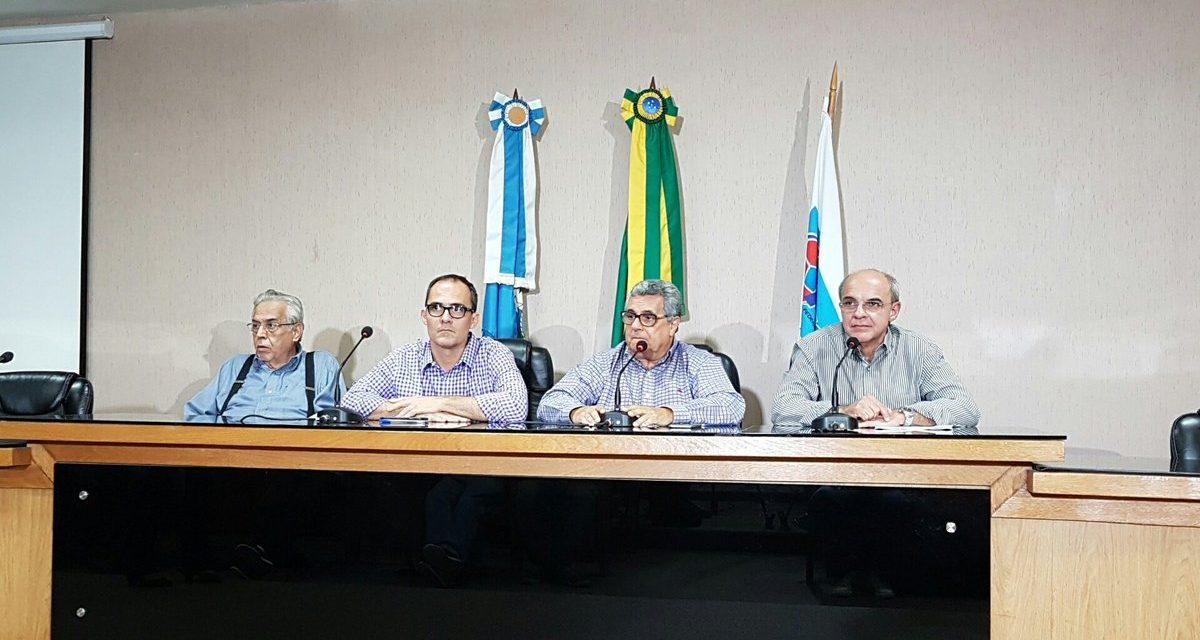 Presidentes de Fla, Flu e Vasco se unem contra torcida única