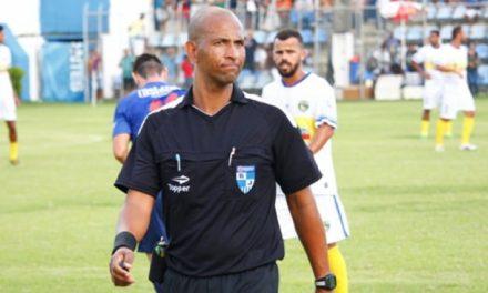 Lenilton Rodrigues será o árbitro na estreia do Fla na Taça Rio